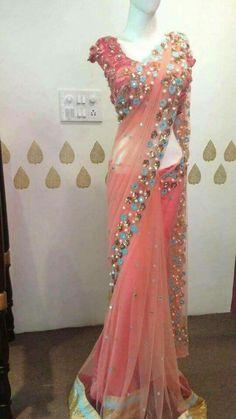 Slim Outfit Saree
