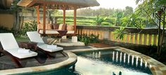 our villa at Ubud resort and spa