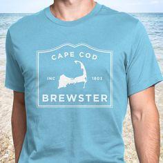 BREWSTER CAPE COD SHORT SLEEVE T-SHIRT