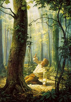 GregOlsen - The First Vision - Joseph Smith