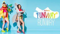 Crocs Bets Big on Twitter Videos With 'Funway Runway' Effort | Adweek; #Jenerositymktg