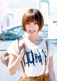 Shinkda Mariko #AKB48