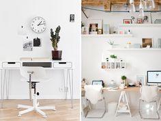 De mooiste bureaus van Pinterest – Mademoiselles De Mode