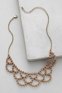 Anthropologie Oahu Necklace BVRgQ