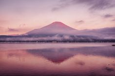 Views of Mt Fuji; Yuga Kurita