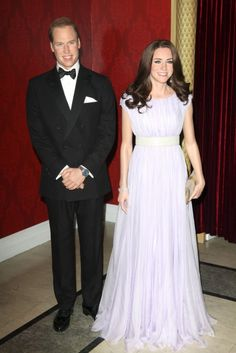 Kate Middleton! (and Will)