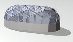 Geodesic tunnel plans 3m