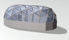 Geodesic tunnel plans 3m $36