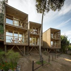 Alejandro Soffia y Gabriel Rudolphy, Hostal Ritoque en Quintero (Chile) - Arquitectura Viva · Revistas de Arquitectura