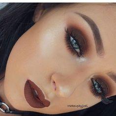 Gorgeous @makeupbyjodi 💕✨