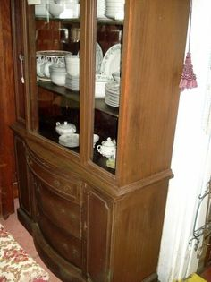 1000 Images About China Cabinet Makeovers On Pinterest China Cabinets Armoires And Painted Hutch
