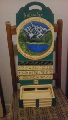 večný kalendár 2