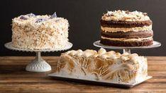 Baking Swaps with JJR Joshua John Russell Make Ahead Desserts, Mini Desserts, Big Cakes, Fancy Cakes, Holiday Cakes, Holiday Desserts, Alphabet Cake, Hot Chocolate Cookies, No Bake Snacks