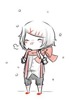 juuzou suzuya winter