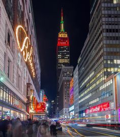 Macy's at Herald Square by Empire State Of Mind, Empire State Building, Cool Pictures, Cool Photos, A New York Minute, World Street, New York Pictures, I Love Nyc, City Aesthetic