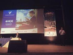 Bruno Casagrande da Fundação Vanzolini participa de palestra no 2º Congresso Brasileiro de Engenharia Civil e Ambiental realizado no Centro de Convenções de Pernambuco em Olinda sobre o tema de Tecnologias para o desenvolvimento da sociedade. Bruno abordou a construção sustentável e a certificação AQUA-HQE. #VanzoliniEmFoco #AQUAHQE #Certificação #Sustentabilidade by fvanzolini http://ift.tt/1TumxAz