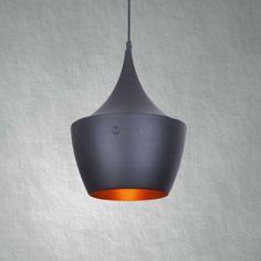 LAMPA wisząca ORIENT LP6008 Azzardo metalowa OPRAWA ZWIS czarny złoty