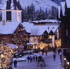 Vail, CO....wish I were there again