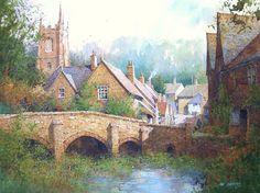 Ian Ramsay Watercolors