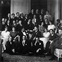 Semana de Arte Moderna de 1922 - São Paulo