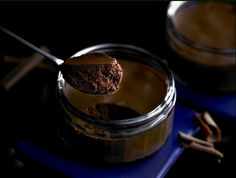 La mousse au chocolat de Gü, intense au bon goût de chocolat à 70% de cacao