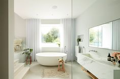 100 Beautiful Bathrooms to Help You Achieve Spa Status