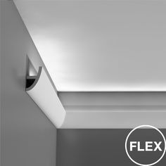 Uplighting Coving and Cornice for LED lighting - Wm. Cove Lighting, Indirect Lighting, Linear Lighting, Strip Lighting, Modern Lighting, Lighting Concepts, Lighting Design, Best Interior Design, Interior Design Living Room