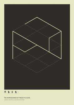 Creative Ryan, Atkinson, Geometry, Design, and Graphic image ideas & inspiration on Designspiration Graphisches Design, Logo Design, Design Poster, Typography Design, Cover Design, Print Design, Branding Design, Poster Designs, Layout Design