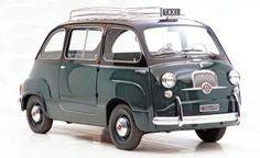 Fiat 600 Multipla taxi - 1960