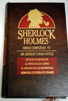 Sherlock Holmes, obras completas / Sir Arthur Conan Doyle ; [traducción, Amando Lázaro Ros]