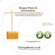 Biogas - 20 ebooks for making your own Biogas Generator