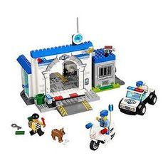 Lego Juniors Police The Escape 10675 Toys R