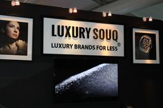 Brands at a lesser price luxurysouq.com an e-commerce site to cater the need of select and buy at a click. #BBT2014
