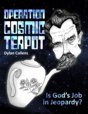 Operation Cosmic Teapot by Dylan Callens - OnlineBookClub.org Book of the Day! @OnlineBookClub