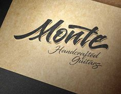 This is a logo + identity project developed for a handcraft instrument artist named Bruno Monte. Contact me for more information.