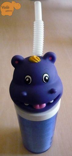 No. 808   víziló   pohár   Jysk   hippo   cup