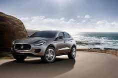 Maserati's first ever SUV set to debut in 2016. The crossover takes its name from the Via Emilia Levante in Bologna, where the Maserati brothers, about a century ago, dreamed up the company that today still bears their names. The Maserati Levante will utilise the same platform as the current Quattroporte luxury sedan. When launched, the Levante will rival the likes of the Porsche Cayenne, Range Rover Sport and BMW X5. http://www.luxuo.com/automobile/maserati-levante-suv.html…