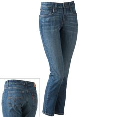 Levi's jeans at Kohl's - These women's petite jeans feature a slim cut, faded details and a stretchy denim construction. Shop our full line of petite clothing at Kohl's.