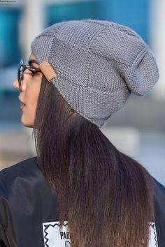 Молодежная шапка Бруклин - 1
