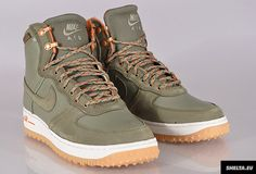 """Nike Air Force 1 High Deconstructed Military Boot """"Medium Olive"""""""