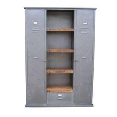 Lockers, Locker Storage, Cabinet, House, Furniture, Home Decor, Mango, Creative, Style