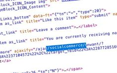 """Facebook Social Commerce Developer Code - The developer who recently discovered that the social network is testing a """"Want"""" button, which would allow you to add products to a virtual wish list, has found a series of new coding for actions that would allow users to share product purchases, charitable donations or items purchased within Facebook games to profile pages and Timeline."""