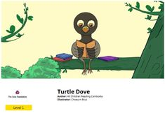 Turtle Dove a lovely story about what a turtle dove can and cannot do. an English Level 1 suited for young early readers. Iphone Wallpaper Night, Free Kids Books, Wordless Picture Books, Children Reading, Turtle Dove, What Is Christmas, Early Readers, Fishing Villages, Learn To Read