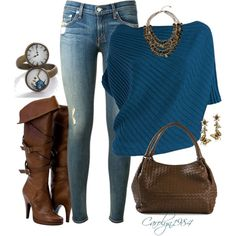 """""""Can It Be Fall Now? VII"""" by carolyn1984 on Polyvore"""