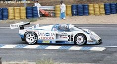 RSC Photo Gallery - Le Mans 24 Hours 1988 - Toyota 88C no.36 - Racing Sports Cars