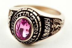 Class Ring by lnmeares, via Flickr