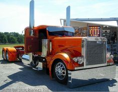 Image result for custom big rigs #bigrigs