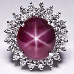 On my search for the perfect star ruby ring..