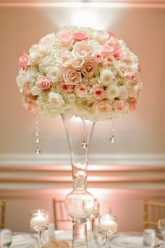 38 trendy wedding flowers pink coral centerpieces – – – - New Site Mod Wedding, Trendy Wedding, Elegant Wedding, Wedding Stage, Wedding Ideas, Wedding Blog, Wedding Arrangements, Wedding Bouquets, Wedding Flowers