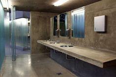 Urquiza Public Toilets, Rosario, Argentina